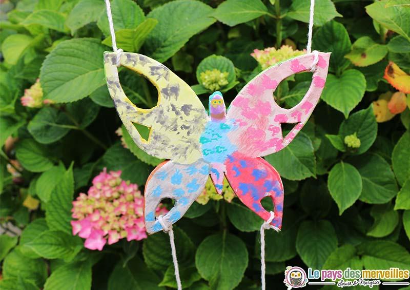 grand papillon pate modeler