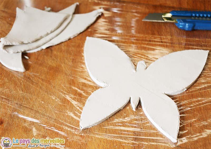 papillon pate modeler