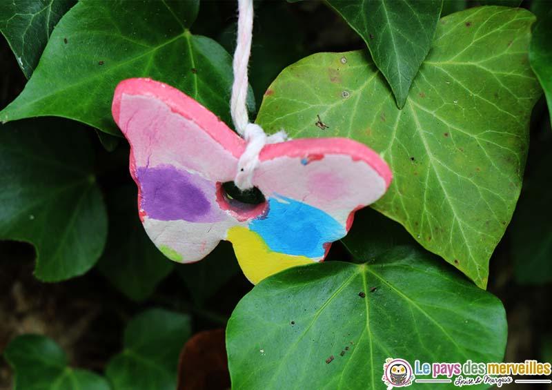 petit papillon suspendre