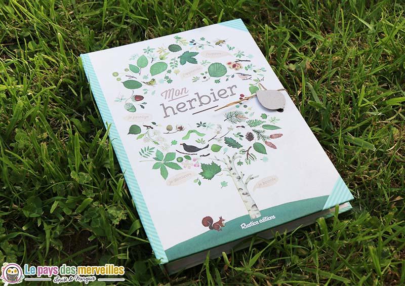 Mon herbier rustica editions