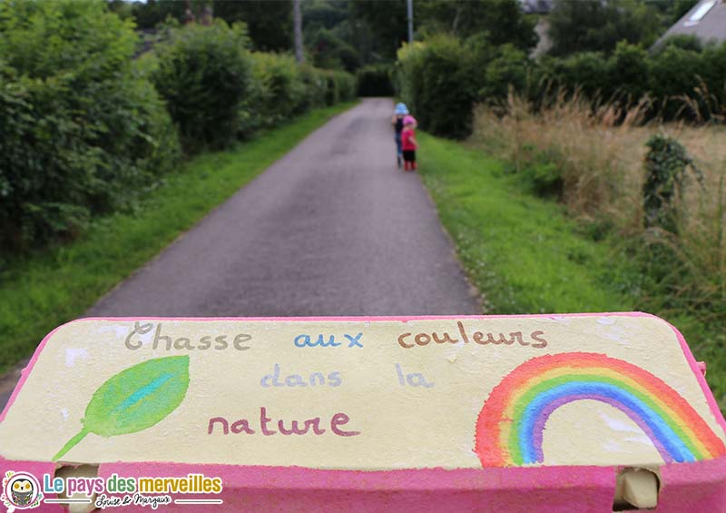 chasse couleurs nature