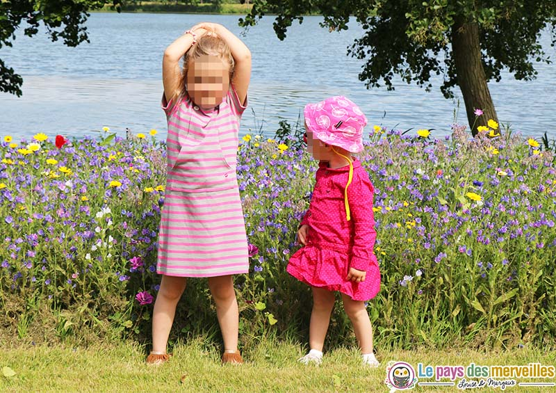 mode enfant robe ete