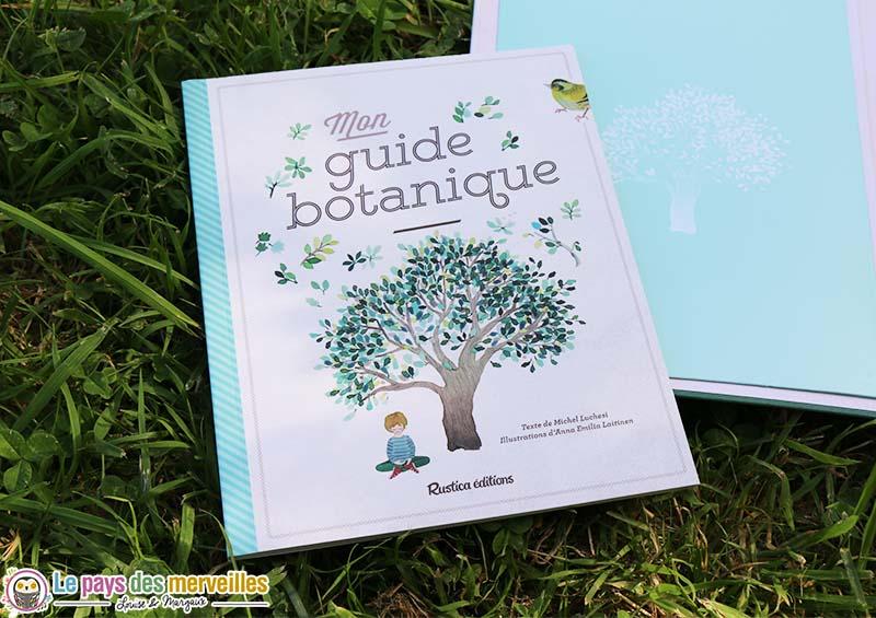 mon guide botanique herbier