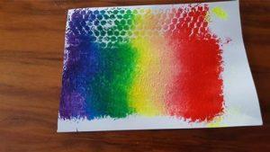 peinture-papier-bulles