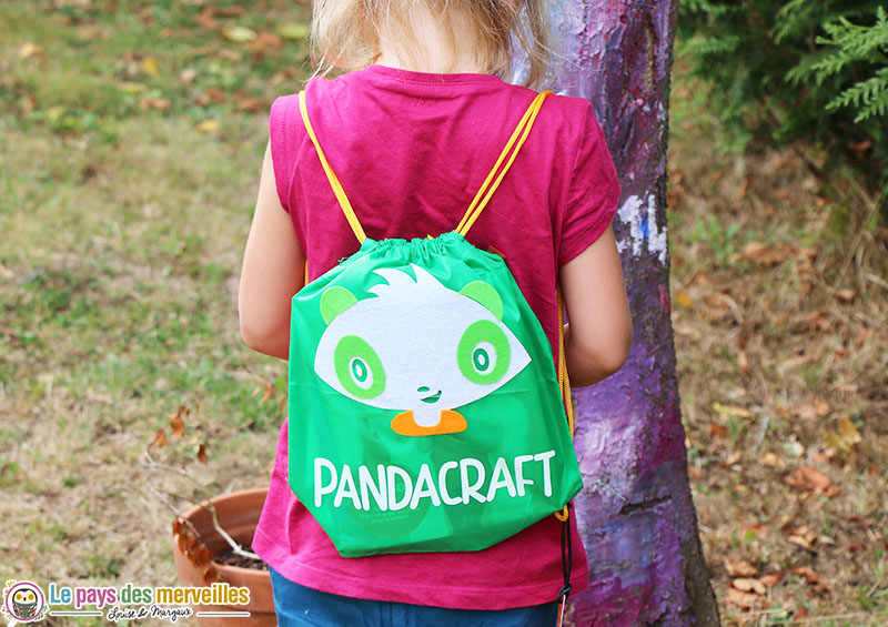 sac pandacraft vive la rentree