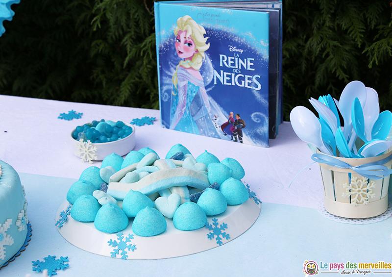 anniversaire-5ans-reine-des-neiges