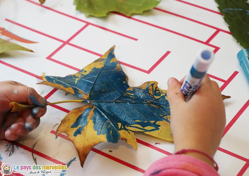 coloriage-feuille-automne