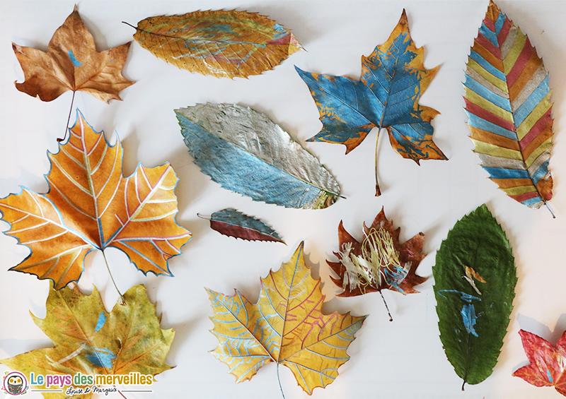 feuilles-automne-decorees