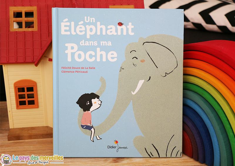 Un éléphant dans ma poche