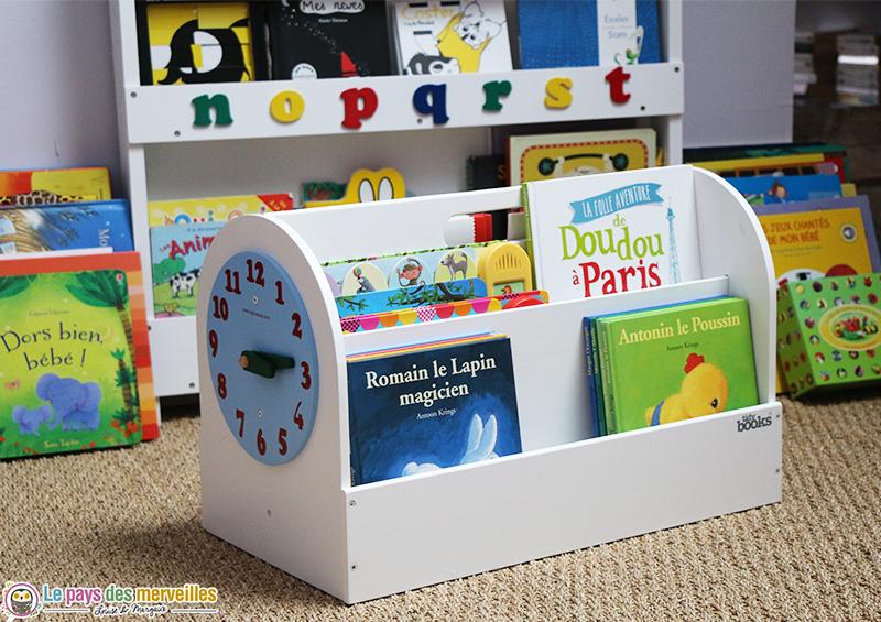 boite a livre tidy books