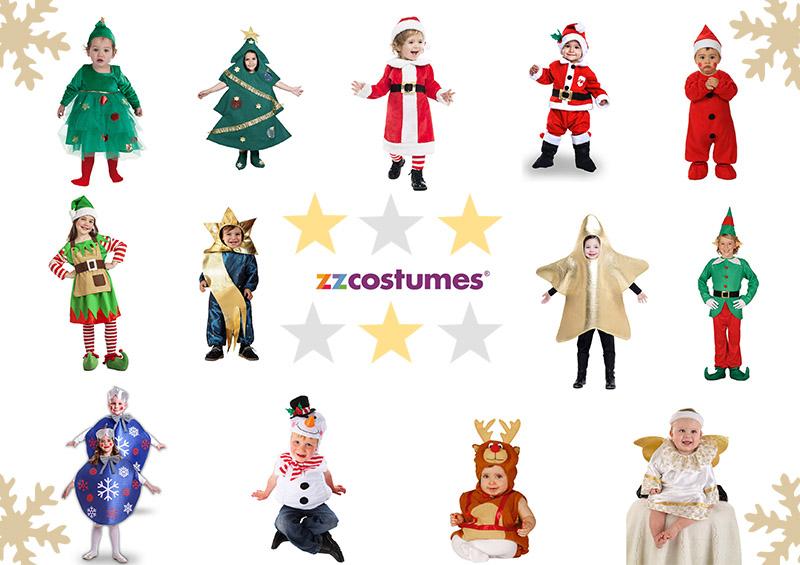 Deguisement Enfant Noel Des idées de déguisements enfants pour Noel et le carnaval