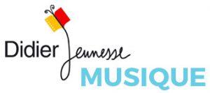 Logo Didier jeunesse musique