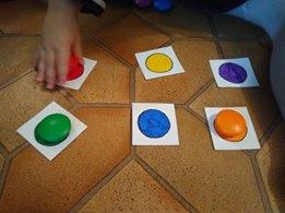 jeu association couleur