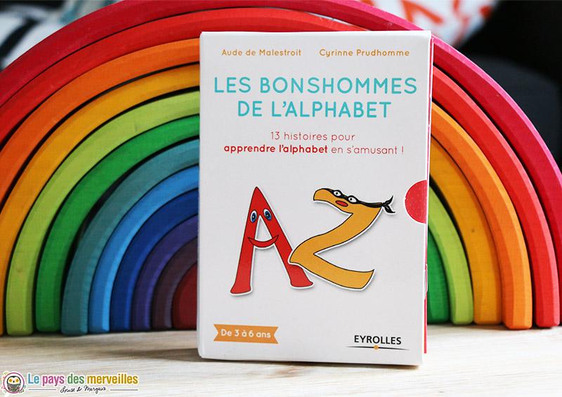 Les bonshommes de l'alphabet