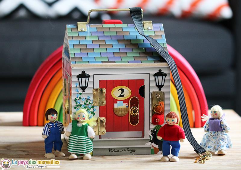la maison aux 4 serrures