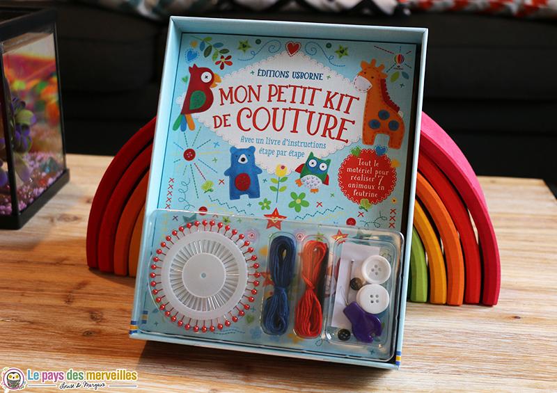 Mon petit kit de couture