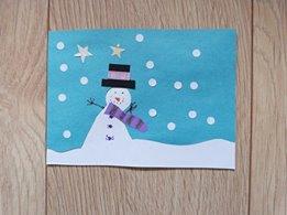 carte-bonhomme-de-neige