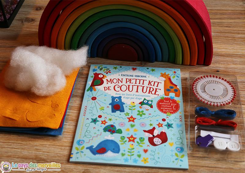 contenu kit couture enfant