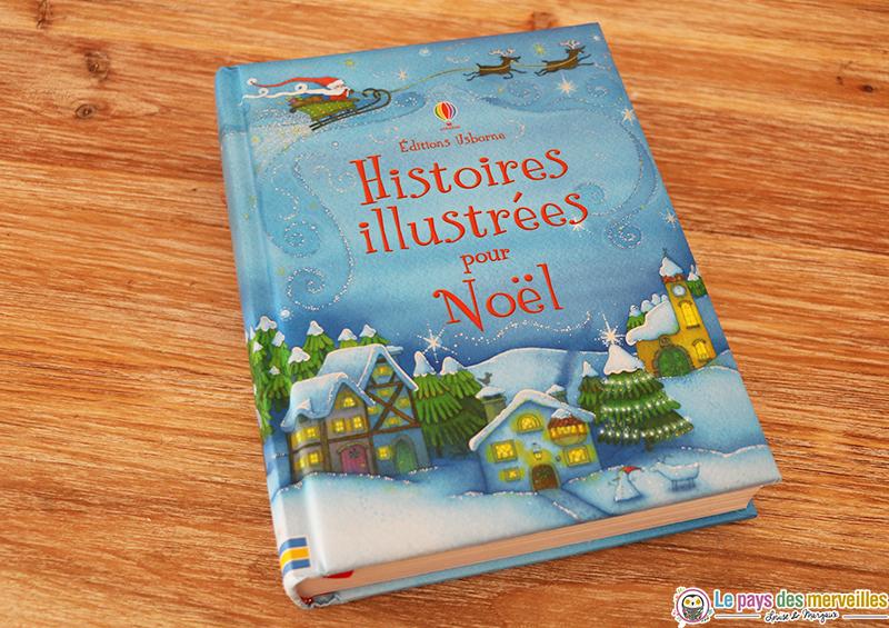 histoires illustrees pour noel