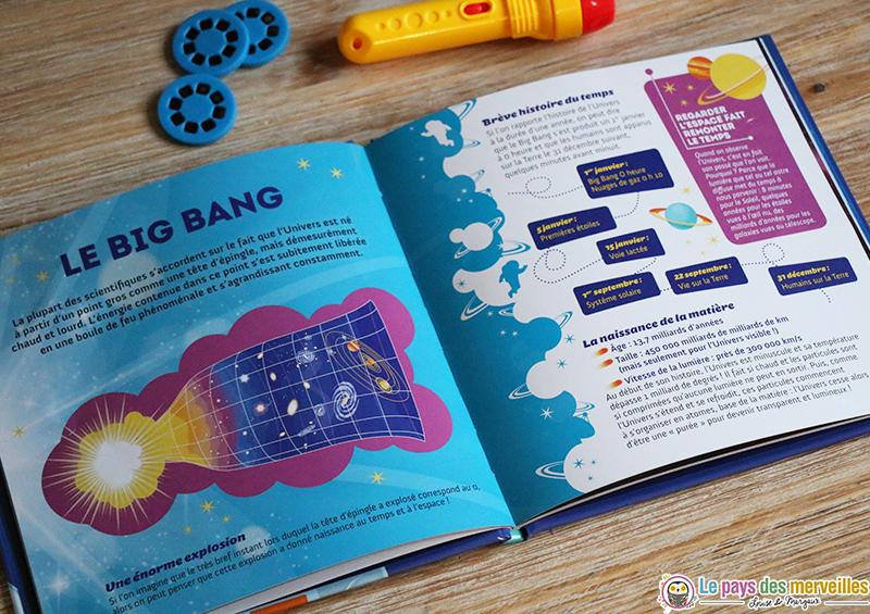 big bang explique aux enfants