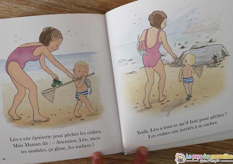 livre leo et popi