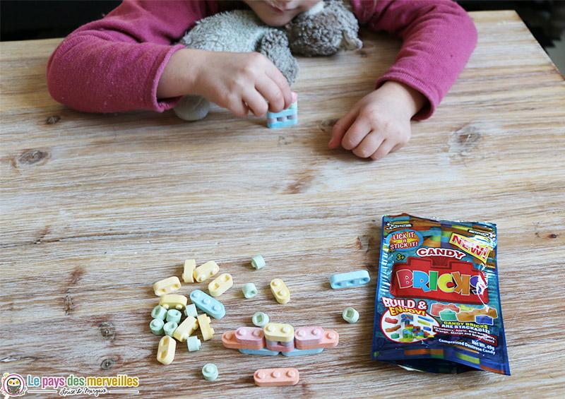 candy bricks