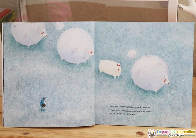 illustrations le voyage de Pippo