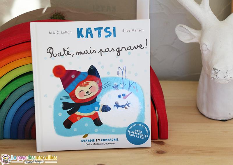 Collection de livres Katsi pour se débrouiller dans la vie