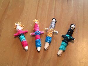 DIY poupées tracas