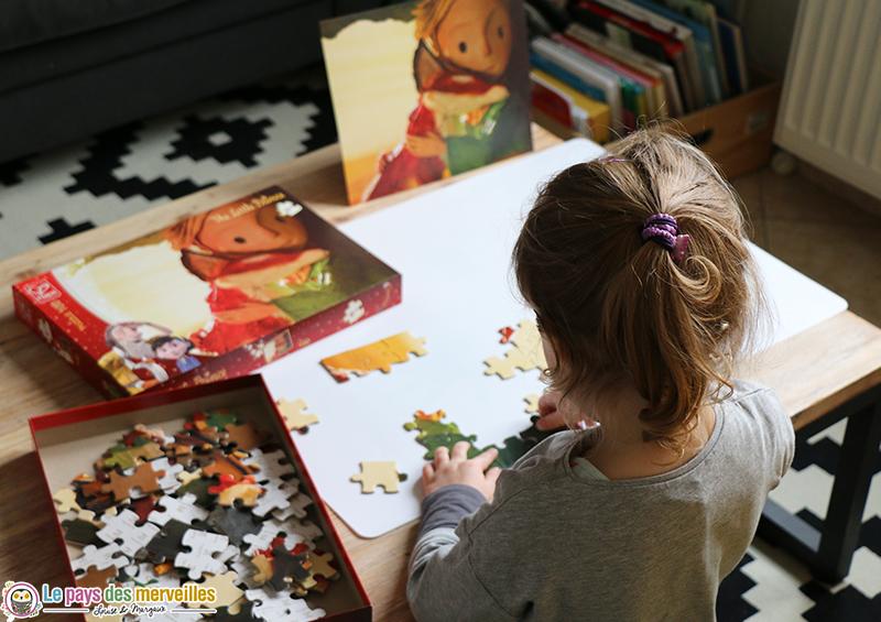 Puzzle du petit prince 100 pièces