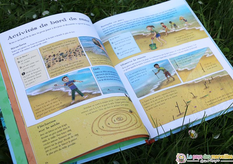 idées activités au bord de la mer