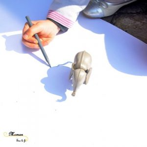 dessiner avec les ombres