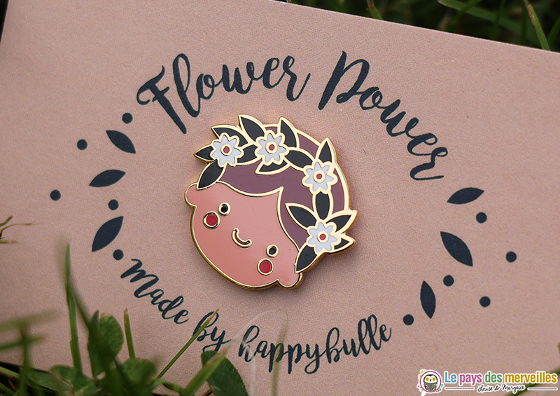 Pin's Flower Power