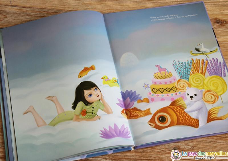 illustration album sommeil esquimau