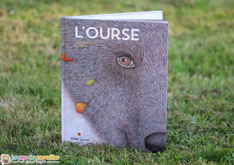 L'ourse aux éditions Didier jeunesse