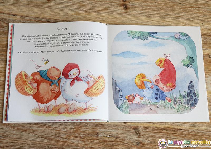 illustration livre Pâques