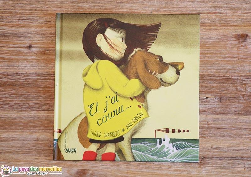 """couverture du livre """"Et j'ai couru"""" d'Alice jeunesse"""