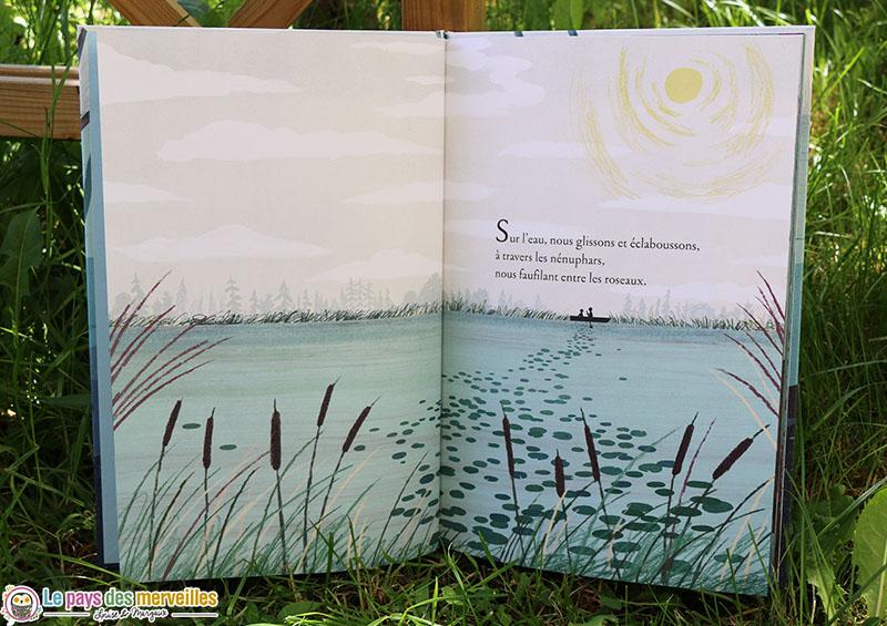 """Introduction du livre """"Tout un monde sous l'eau"""""""