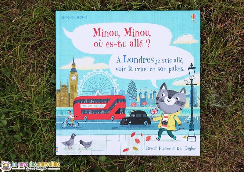 Minou, minou, où es-tu allé ? À Londres