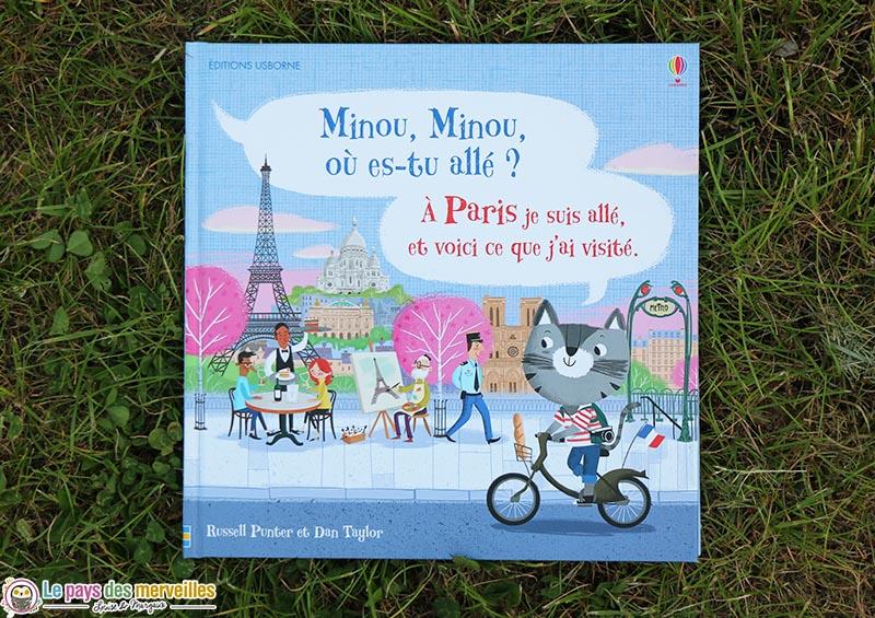 Minou, minou, où es-tu allé ? À Paris