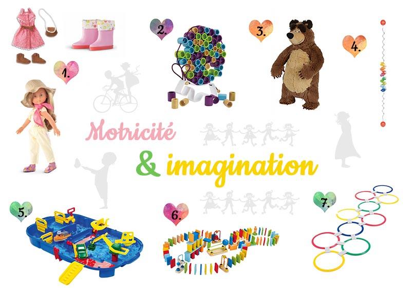 idées cadeaux d'anniversaire pour fille de 3 ans
