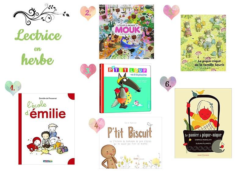 idées de lecture pour fille de 3 ans
