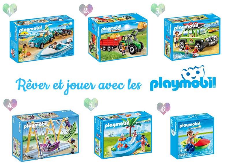 cadeau d'anniversaire Playmobil