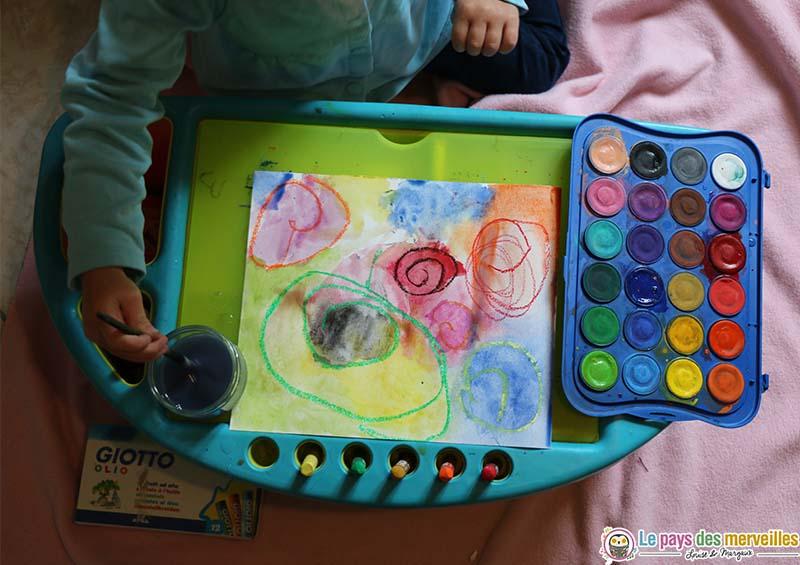 art visuel : les spirales