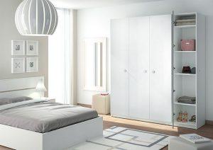 armoire sur mesure pour la chambre