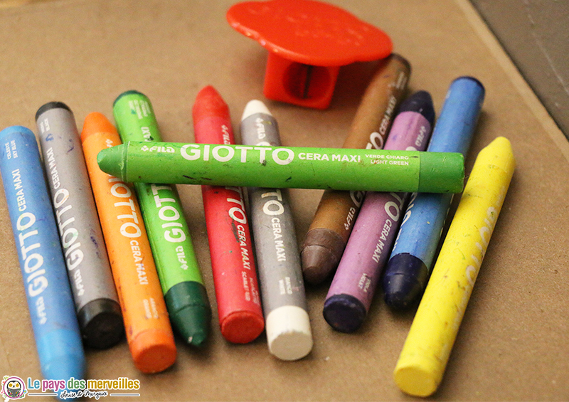 Grosses pastels Giotto