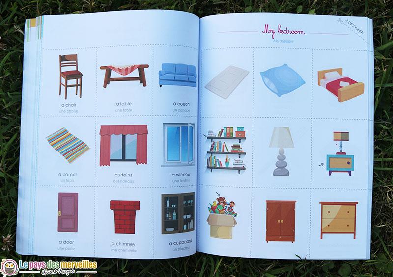 Cahiers d 39 activit s montessori pour les vacances larousse for Chambre larousse