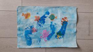 Peinture avec un spray