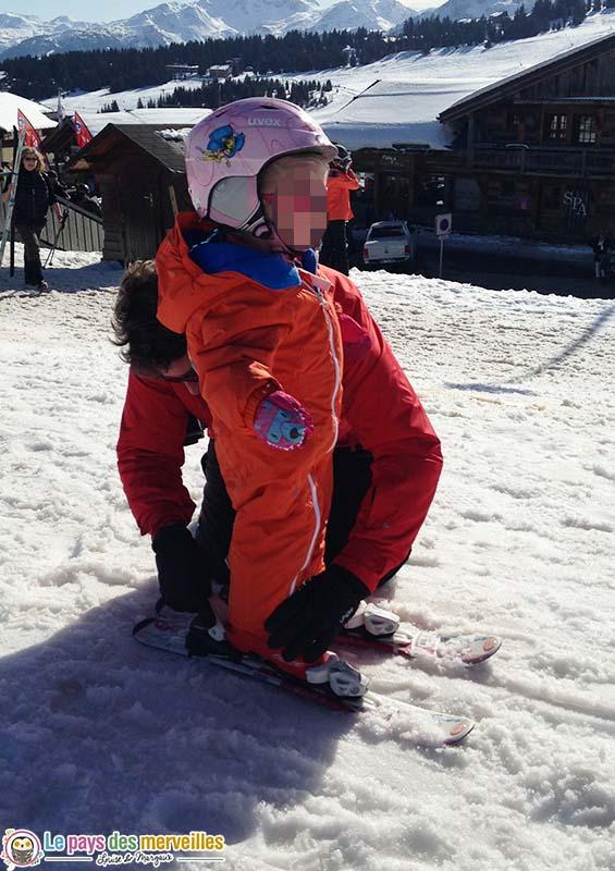 ski enfant 2 ans et demi
