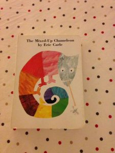 The Mixed-Up Chameleon d'Eric Carle